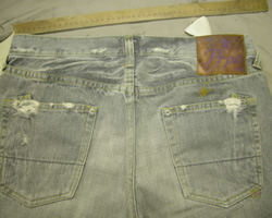 Prps Denim Jean Alterations