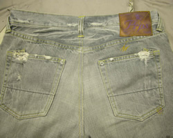 Prps Selvedge Denim Finished Alteration