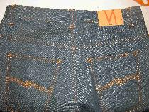 Denim Jean Waist Alteration